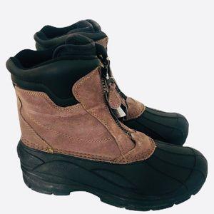 Thermo lite Snow Rain Boots Khombu Mens 11